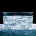 冰凍伏特加