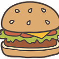 大俠愛吃漢堡堡~