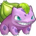 紫色的妙蛙種子