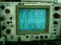 失真的正弦波