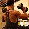 台南健身教練-Alan