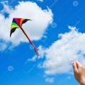 普普放風箏