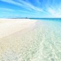 懷念沖繩的沙灘