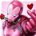鋼鐵小粉紅