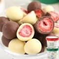 草莓夾心巧克力